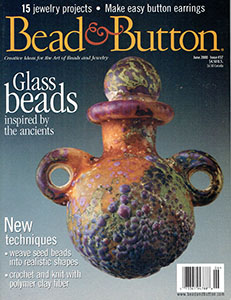 creative beading the best projects from a year of bead amp button magazine