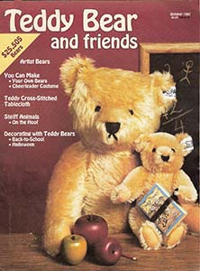 Teddy Bear And Friends Magazine Review And Issue Catalog
